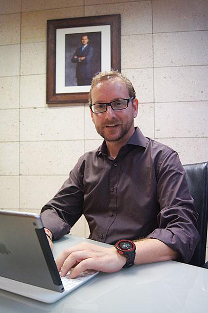 D. Carlos Enrique Ballester Méndez