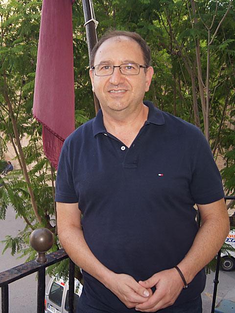 D. Agustín Gonzalo Martínez Hernández.