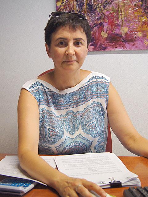 Dª Ana María Cánovas Cánovas