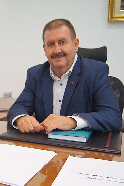 D. Andrés García Cánovas.
