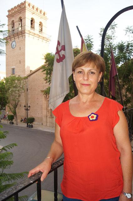 Dª Antonia Camacho Crespo
