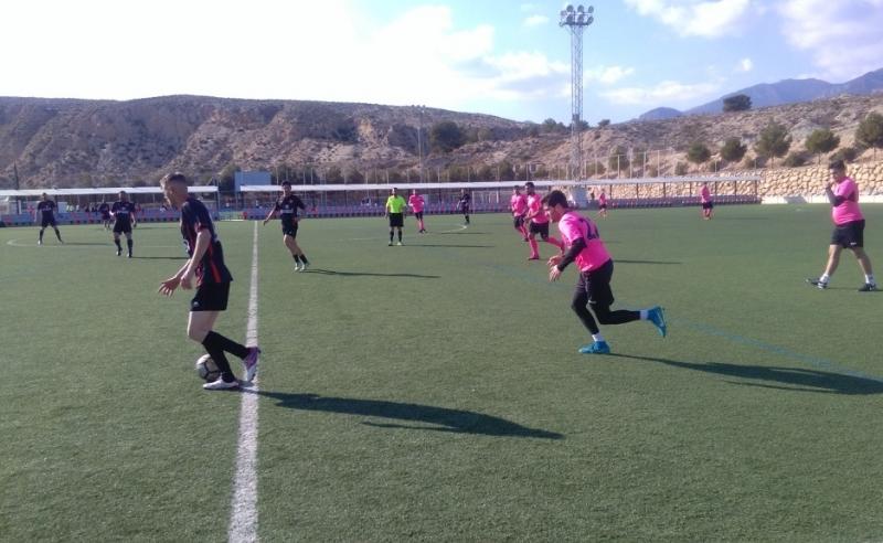 Comienza la segunda vuelta de la Liga de Fútbol