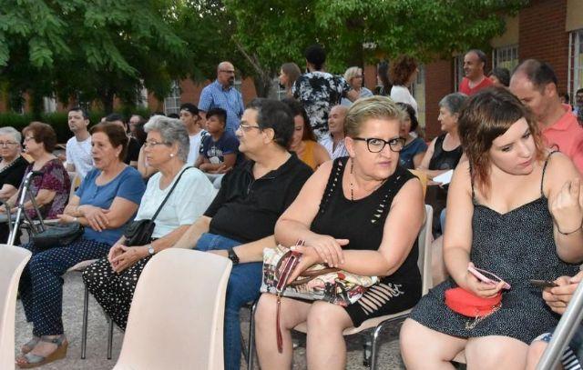 """Se clausura el curso 2017/2018 del Centro de Día para la Discapacidad Intelectual """"José Moyá Trilla"""" del Ayuntamiento de Totana"""