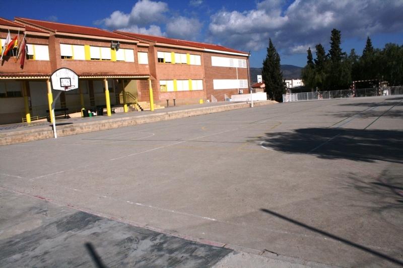 """Se aprueba iniciar el expediente de contratación para las obras de cubrición de la pista deportiva y trabajos complementarios del CEIP """"San José"""""""