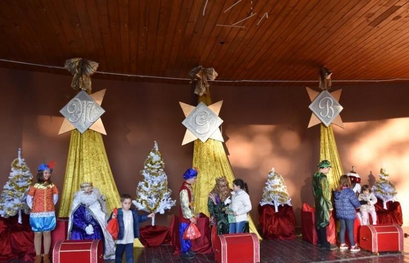 """SSMM los Reyes Magos recibirán las cartas de los niños y niñas de Totana este sábado en el auditorio municipal """"Marcos Ortiz"""", a partir de las 16:30 horas"""