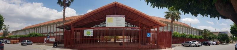 El IES Miguel Hernández de Alhama de Murcia acoge las pruebas de la EBAU del alumnado de Totana, del 6 al 8 de julio