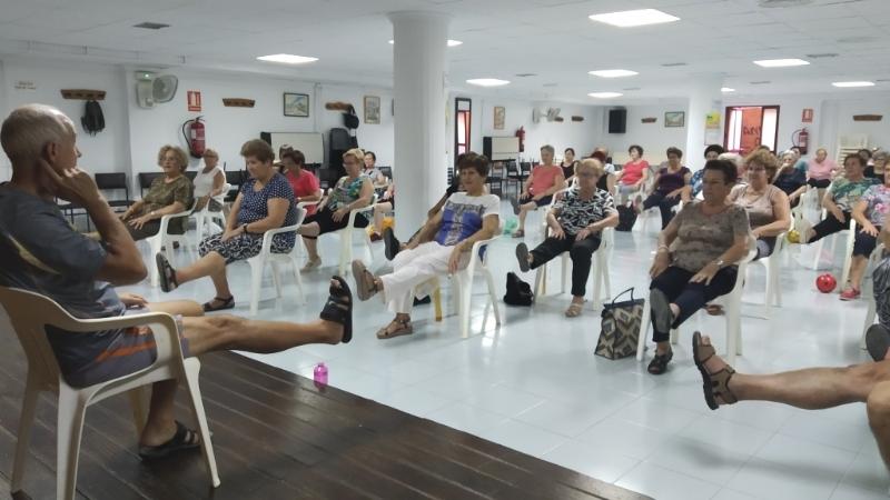 El Programa Municipal de Gimnasia de Mantenimiento 2019/20, ofertado por la Concejalía de Deportes, ha registrado un total de 212 usuarios durante la temporada