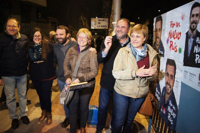 Comienza la campaa electoral para las generales del 20 de for Ceip llamados