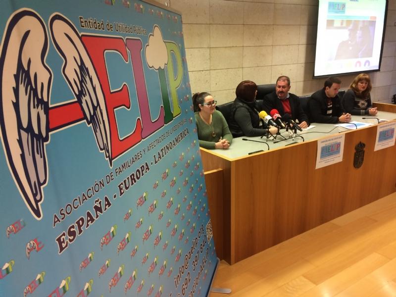Vídeo. La Asociación de Familiares y Afectados de Lipodistrofias (AELIP) presenta la renovación de su página web, más accesible y con secciones más intuitivas
