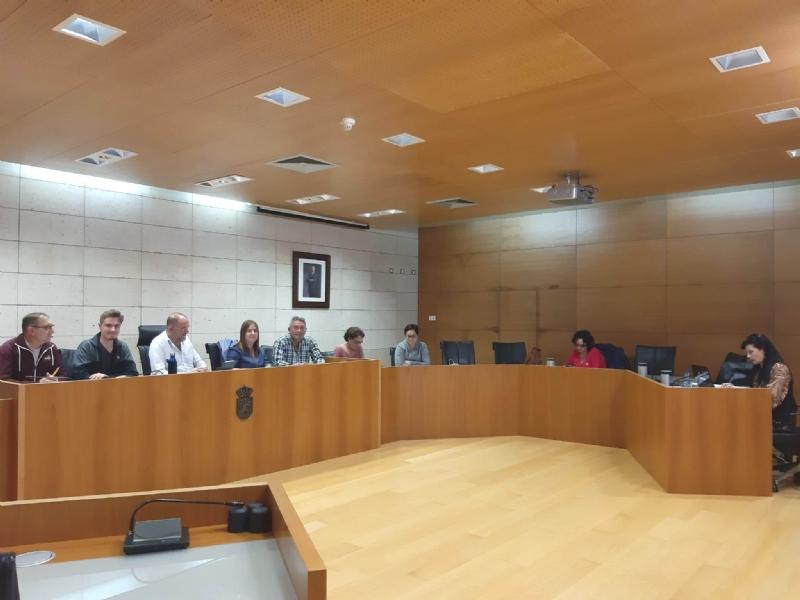 La Junta de Pedáneos despide a los alcaldes pedáneos de la anterior legislatura toda vez que se inicia el nuevo procedimiento de elección para el período 2019/2023