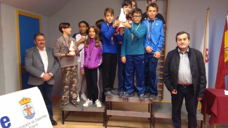 La Fase Local de Ajedrez de Deporte Escolar, organizada por la Concejalía de Deportes, congregó a 57 escolares de los diferentes centros de enseñanza de la localidad