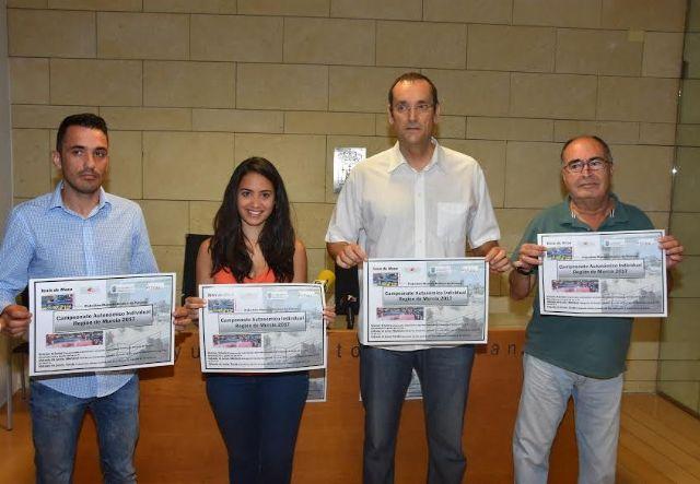 """El Pabellón Municipal de Deportes """"Manolo Ibáñez"""" acoge los días 9 y 10 de junio de 2017 el Campeonato Autonómico de Tenis de Mesa de la Región de Murcia"""