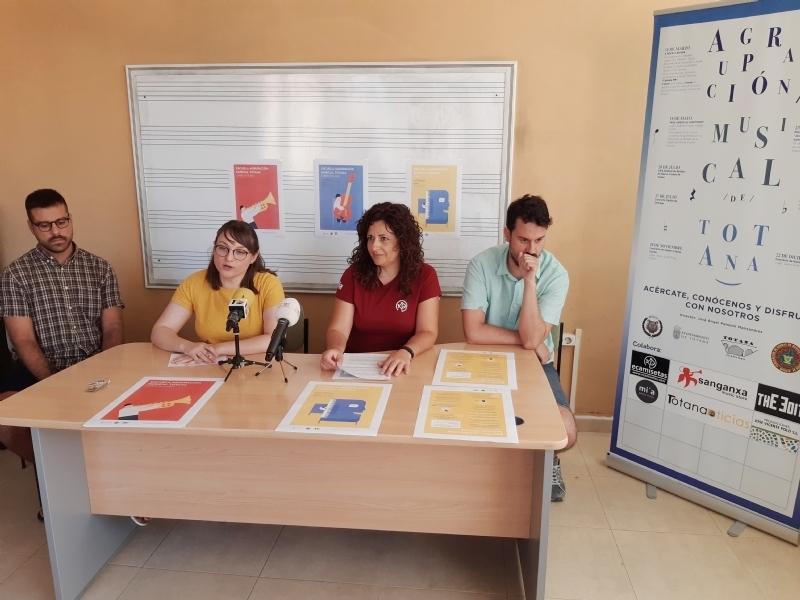 Vídeo. La Escuela de la Agrupación Musical abre el plazo de inscripción de matrícula para el curso 2019/2020, del 9 al 20 de septiembre, en las diferentes disciplinas musicales ofertadas