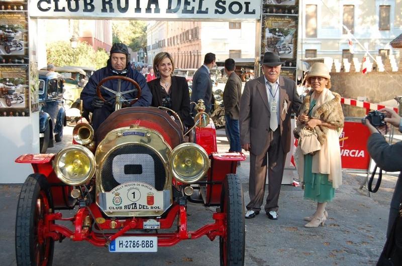 Totana será protagonista del XX Rally Región de Murcia de Coches Antiguos y Clásicos que se celebrará este próximo fin de semana, organizado por el Club Ruta del Sol