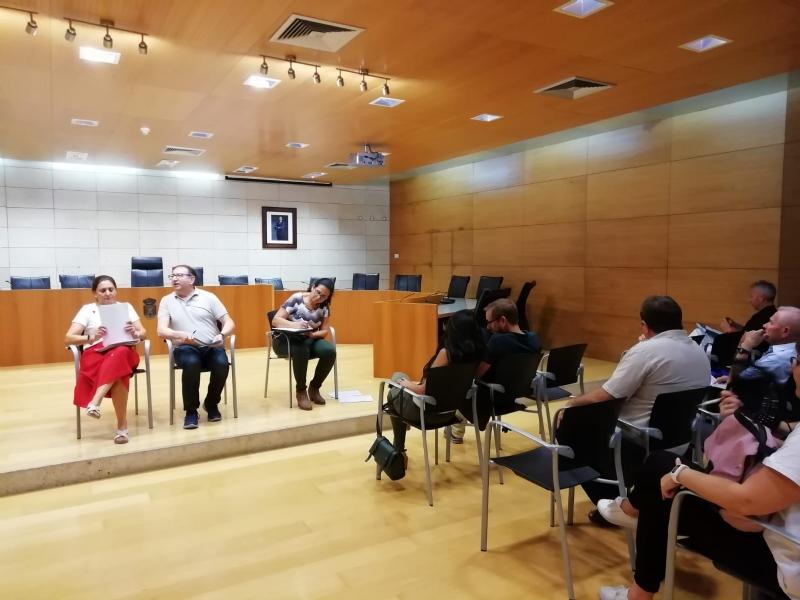 Se celebra el primer Consejo Sectorial del Deporte después de varios años sin convocarse con el fin de analizar la situación del deporte local y las necesidades de los clubes