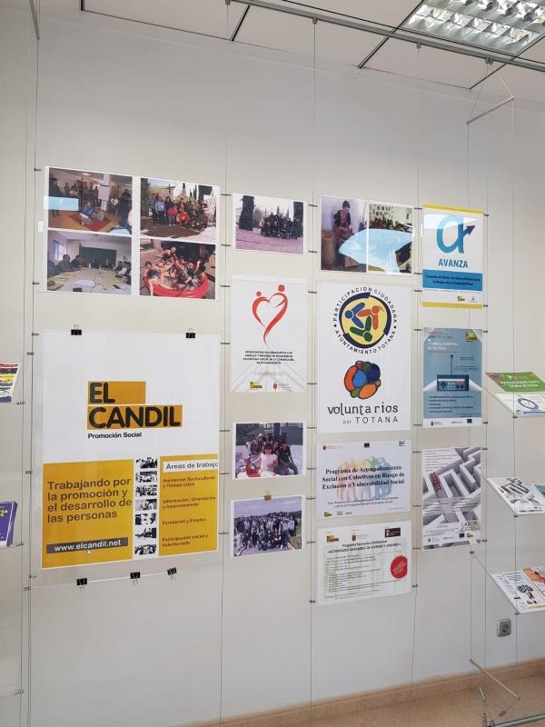 """Renuevan la cesión por un año más del Centro Municipal de Participación Ciudadana al Colectivo para la Promoción Social """"El Candil"""""""