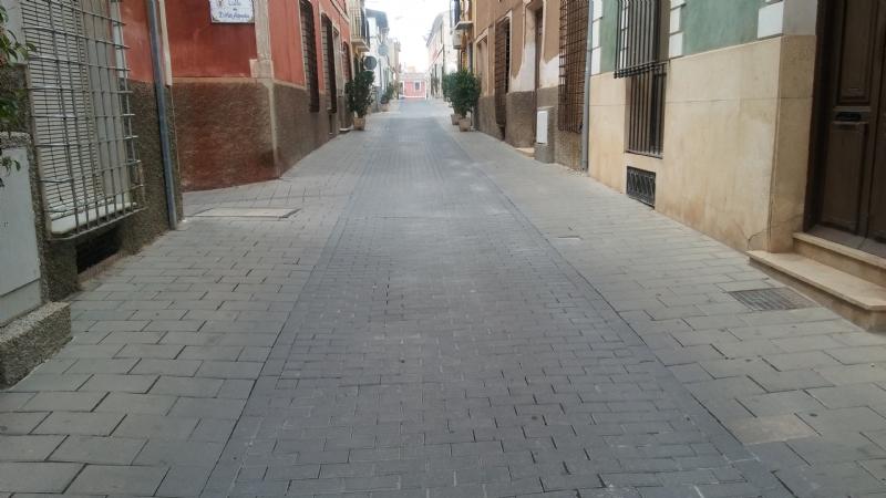 Se inicia el procedimiento de licitación para la renovación del tramo de la red de abastecimiento y saneamiento en la calle San Ramón