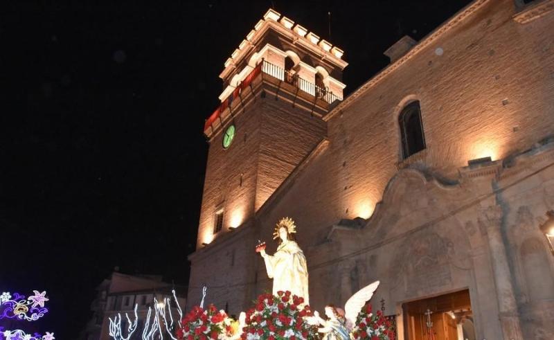 El 7 de enero y el 10 de diciembre serán las dos festividades locales para el próximo año 2022 en el municipio de Totana