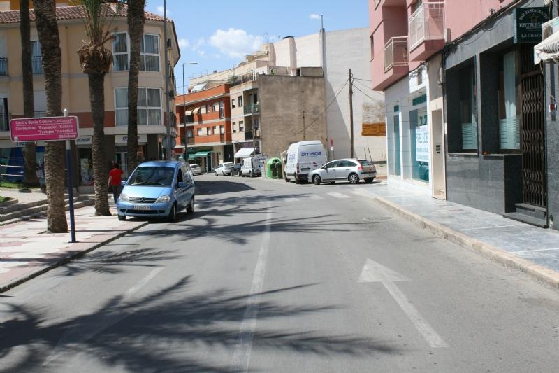 Adjudican el contrato de ejecución del itinerario urbano saludable IS-1 en la avenida de Lorca para el ejercicio de la actividad por un importe de 9.488,97 euros