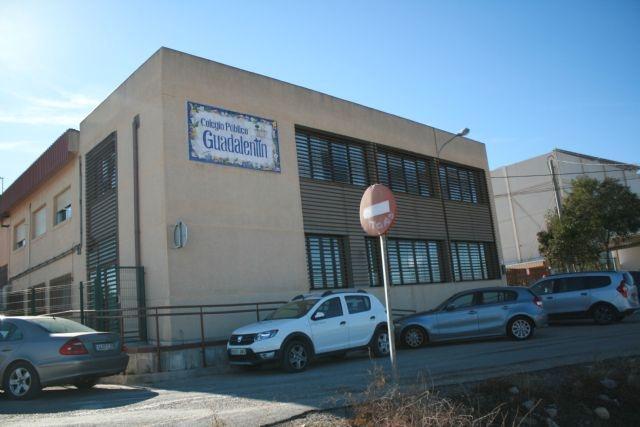 El Pleno aprueba llevar a cabo la rehabilitación y reparación de los accesos al Colegio Guadalentín de El Paretón-Cantareros
