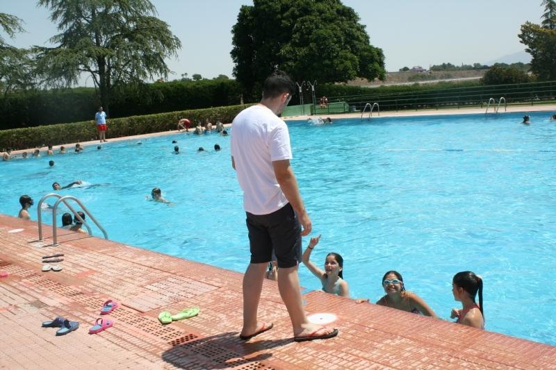 """Totana se suma a la campaña nacional """"Mójate por la Esclerosis Múltiple"""" que se celebrará este próximo domingo en las piscinas del Polideportivo Municipal """"6 de Diciembre"""""""