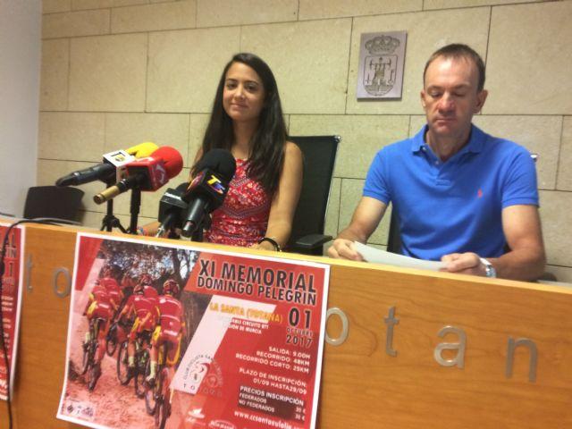"""Vídeo. Abiertas las inscripciones del  """"XI Memorial MTB Domingo Pelegrín"""" que se celebrará el próximo 1 de octubre, con un recorrido de 48 kilómetros en Sierra Espuña"""