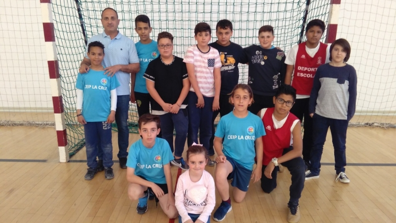 El próximo viernes 18 de mayo finaliza la Fase Local de Balonmano de Deporte Escolar, con las finales y entrega de trofeos en el Pabellón de Deportes