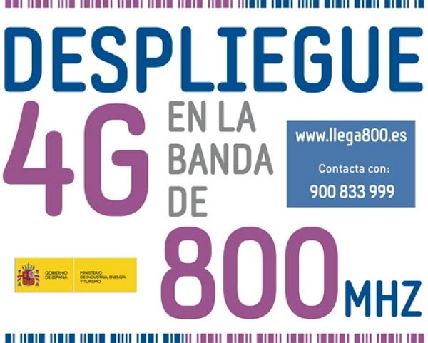 La instalación de sendas antenas en El Paretón y Lébor Alto pueden ocasionar incidencias estos días en la recepción de la señal TDT en zonas del municipio, motivada por la activación de la tecnología 4G