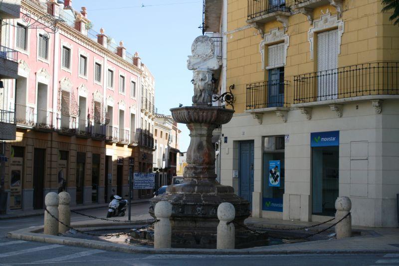 La Consejería de Turismo y Cultura subvencionará con 60.000 euros las obras de restauración de la fuente Juan de Uzeta, declarada Bien de Interés Cultural (BIC)