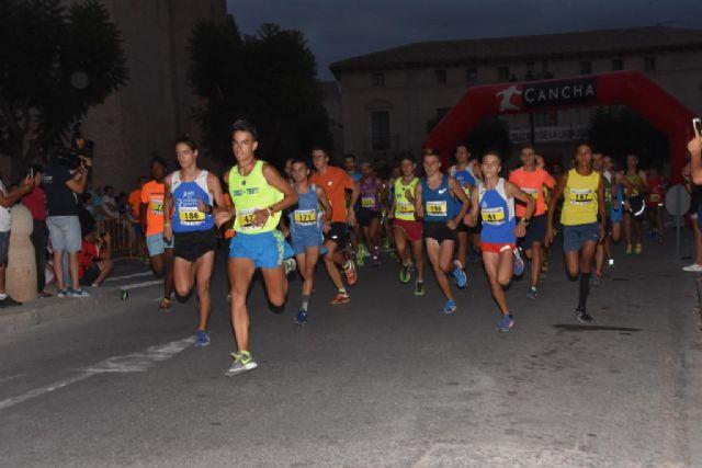 La Concejalía de Deportes organizó la Carrera Popular