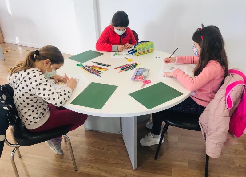 La Escuela de Navidad 2020, promovida por Juventud, finaliza con gran éxito de participación y grado de satisfacción por parte de los las cerca de 70 familias beneficiarias de la subvención