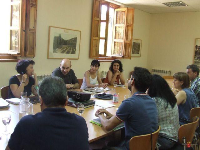 """Auditores de la """"Red Europarc"""" visitan Sierra Espuña y sus pueblos para evaluar la sostenibilidad del turismo"""
