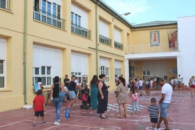 Los alumnos de Educación Infantil, Primaria, ESO, Bachillerato y FP tendrán un periodo de incorporación progresiva a las aulas en el curso 2020/21