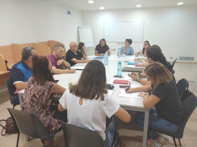 El Ayuntamiento impulsa la coordinación entre organismos del municipio que trabajan para la mejora de la empleabilidad de colectivos en situación de riesgo o exclusión social