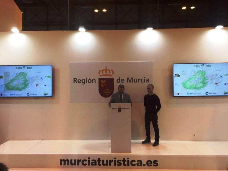 Vídeo. La Mancomunidad Turística de Sierra Espuña presenta una iniciativa de ecoturismo para fomentar la práctica del senderismo en el parque regional