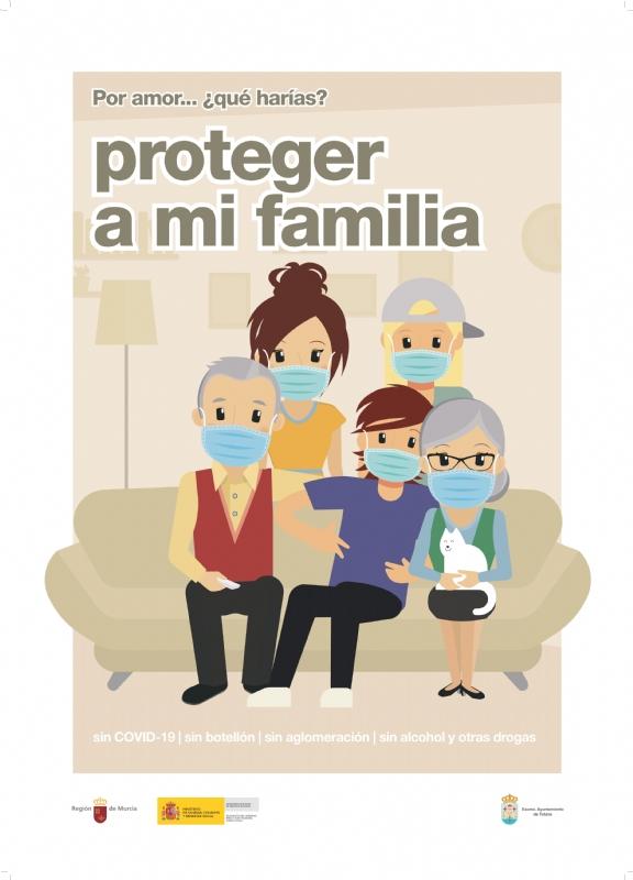 El Ayuntamiento se suma a la campaña de la Consejería de Salud