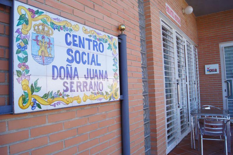 """El próximo miércoles 29 de noviembre se celebra una reunión en el Centro Social """"Juana Serrano"""" para coordinar actuaciones en materia de seguridad ciudadana en El Paretón"""