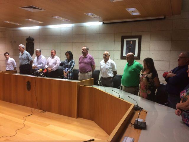 Vídeo. Se presenta y toma posesión la nueva Junta Local de la Asociación Española contra el Cáncer (AECC) en Totana, presidida por Margarita Vicente y que sustituye al fallecido Pedro Marín Ayala