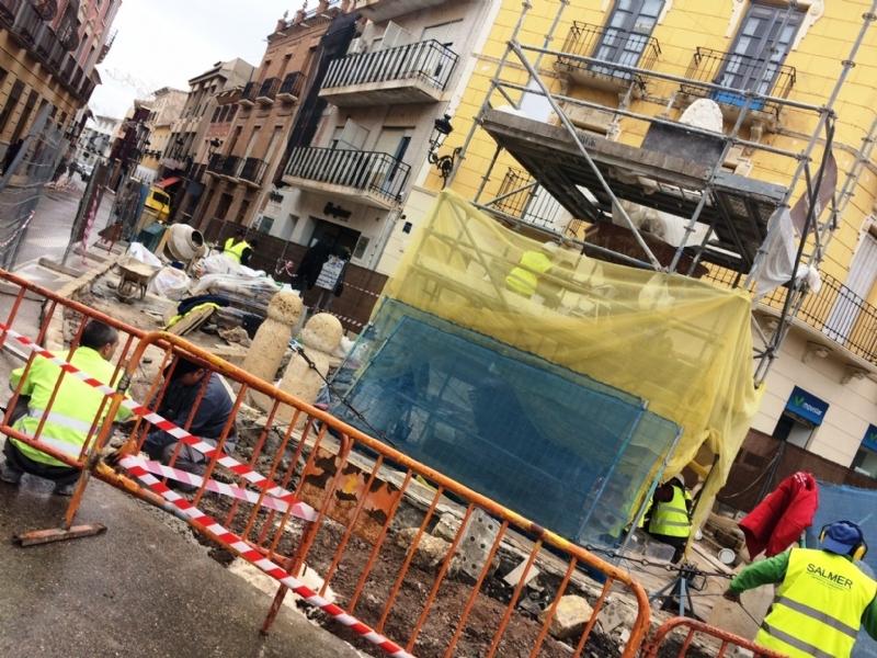 Mañana se inauguran las obras de restauración de la Fuente Juan de Uzeta (10:30 horas), que ha financiado la Comunidad Autónoma en virtud de una subvención solicitada por el Ayuntamiento
