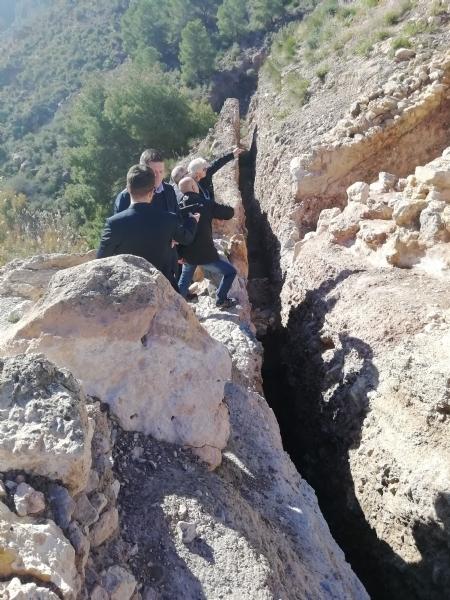 La Comunidad Autónoma concede una subvención de 80.577 euros para la ejecución de nuevas intervenciones en el yacimiento arqueológico de La Bastida