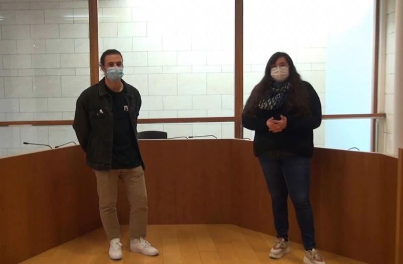 Vídeo. Juventud y Ministros del Aire ponen� en� marcha la campaña