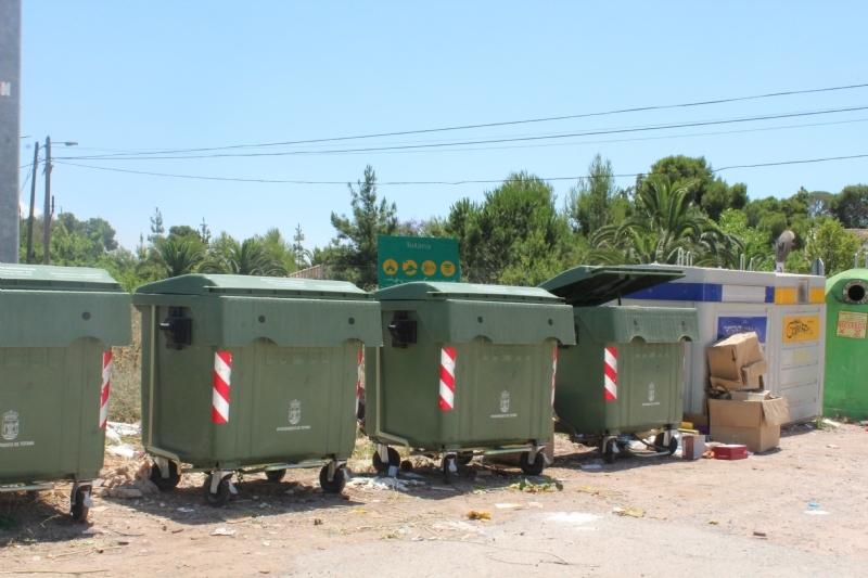 El día 2 de noviembre no se realizará en el municipio la recogida de basuras