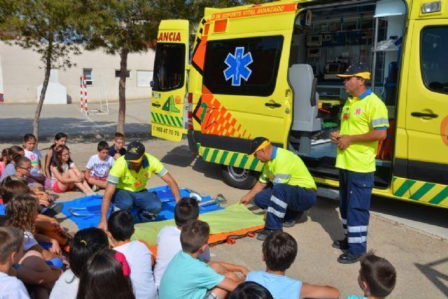 """Se adjudica a la mercantil """"Ambulancias de Lorca, Soc. Coop."""" el contrato de """"Servicios Sanitarios para Eventos Deportivos"""""""