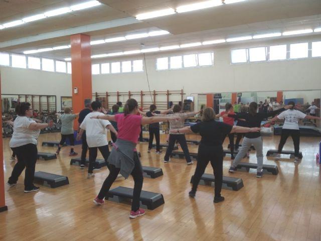 Vídeo. Un total de 115 pacientes con factores de riesgo cardiovascular retoman mañana el programa de ejercicio físico terapéutico
