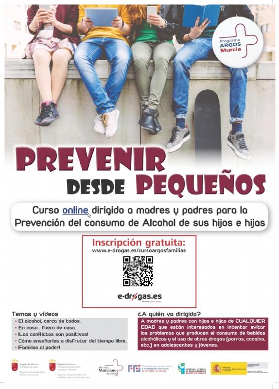 Más de un millar escolares han participado el pasado curso escolar en los Talleres de Prevención de Drogas impartidos en el marco del Programa Municipal de Drogodependencias