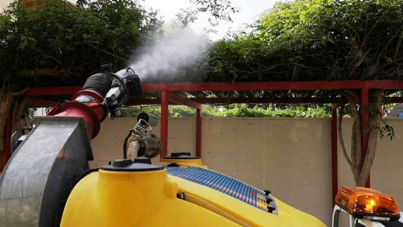 El Ayuntamiento de Totana participa en el Sistema Regional de Vigilancia Entomológica del Mosquito Tigre para controlar su presencia en espacios públicos del municipio