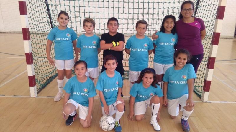 Comienza la Fase Local de Multideporte benjamín de Deporte Escolar, organizada por la Concejalía de Deportes, donde participan 143 escolares de los diferentes centros de enseñanza