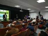 """La sede permanente de la Universidad de Murcia en Totana celebra la conferencia """"Flora y bosques de Sierra Espuña. Retos ante el cambio climático"""" en el IES Juan de la Cierva"""
