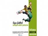 """La Concejalía de Deportes pondrá en marcha una nueva temporada de la Liga de Fútbol """"Enrique Ambit Palacios"""" para la temporada 2019/20, con la apertura de inscripciones a partir del día 2 de septiembre"""