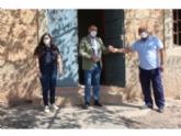 Vídeo. La MCT cede al Ayuntamiento la Casa del Guarda para su dinamización futura mediante la realización de actividades culturales, sociales y deportivas del ámbito juvenil